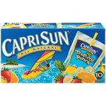 Capri Sun Maui Tropical Punch Cooler, 10 Pack Of 6.75 fl oz Pouches ...