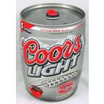 Bud Light Mini Kegs http://www.expotv.com/Coors-Light-Mini-Keg/1U-HFs