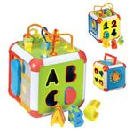 Electronic Activity Puzzle Cube
