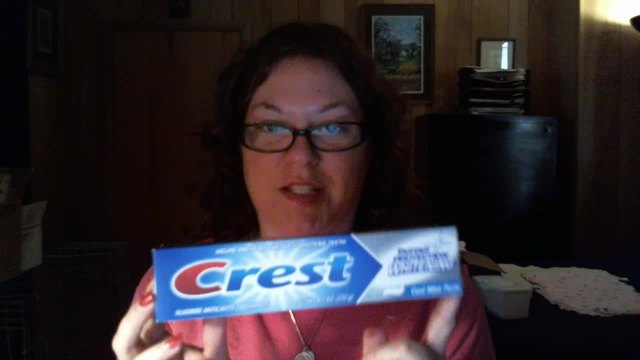 Crest is the best brand of toothpaste we have ever used!