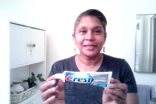 Crest - Baking Soda & Peroxide Whitening - fresh mint