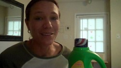 The benefits of using Gain laundry detergent original scent