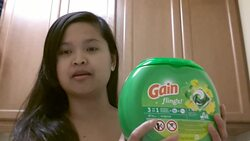 Love the NEW Gain Flings 3-in-1 it makes my laundry days so much better & a lot easier!