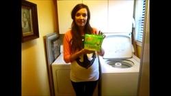 I love Gain Flings laundry detergent!