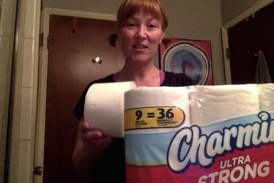 Charmin Ultra Strong is the Ultimate in toilet paper!