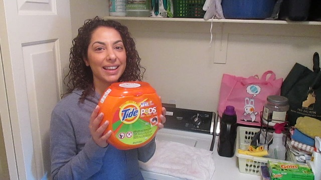 Tide PODS , makeing laundry easy