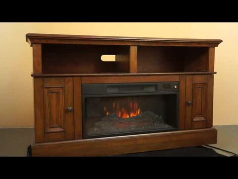 Oaklawn Fireplace