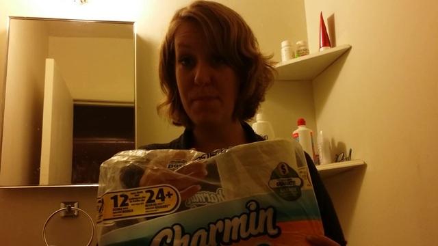 Charmin Basic Bathroom Tissue