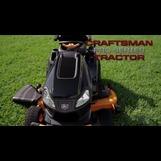 Craftsman 98646 Pro Series Gt Series 54 26hp Hydrostatic Kohler Elite Garden Tractor Ca Only
