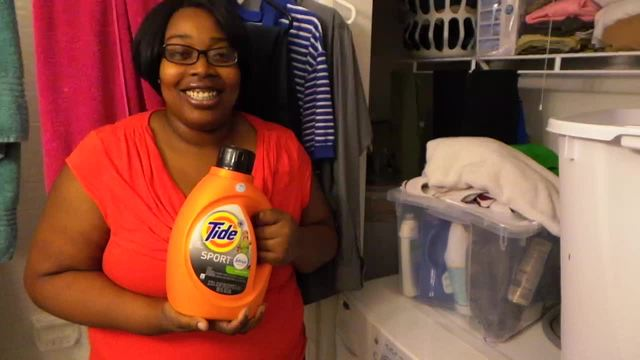 Tide Sport with Febreze Eliminates the Funkiness of Basketball Sweat