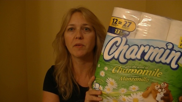 Charmin with Chamomile review