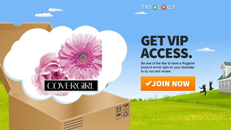 Click here to see if you qualify for our new COVERGIRL Program!