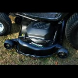 Craftsman 28846 26 hp 54 in  Deck Garden Tractor
