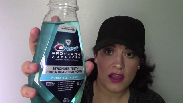 Oral Health with Crest ProHealth Advanced