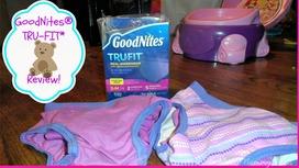 GoodNites® TRU-FIT pour filles