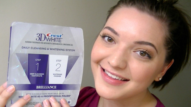 Crest 3D White - Daily Cleansing & Whitening System